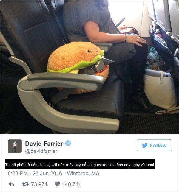 Tuyển tập những chuyện thật mà như đùa trên các chuyến bay (P2)