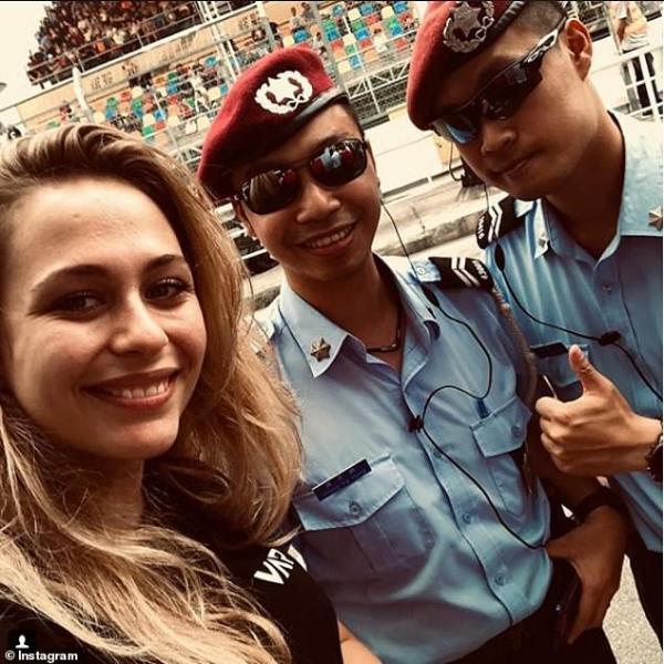 Tay đua nữ 17 tuổi gãy xương sống sau vụ tai nạn kinh hoàng tại cuộc đua Macau Grand Prix