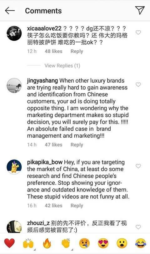 Dolce & Gabbana gây tranh cãi với quảng cáo có nhiều chi tiết ẩn ý mỉa mai, miệt thị người Châu Á