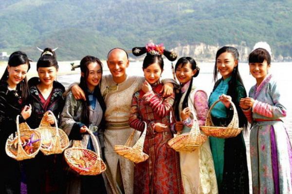 'Lộc Đỉnh Ký' remake, Vi Tiểu Bảo và 7 người vợ phiên bản mới nhìn là muốn xem phim ngay và luôn!