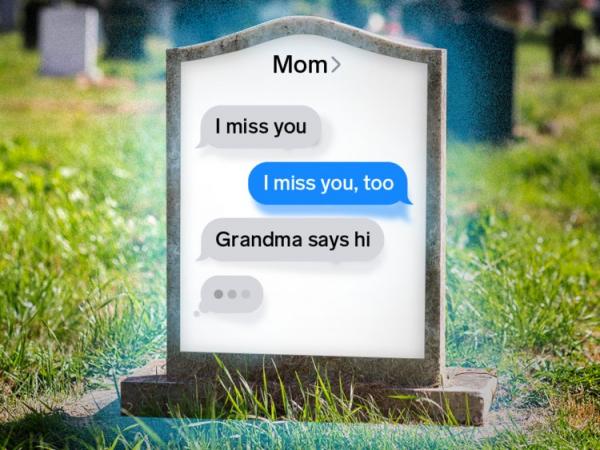 Eternime và Replika: Liệu việc trò chuyện cùng người đã chết có khả thi?