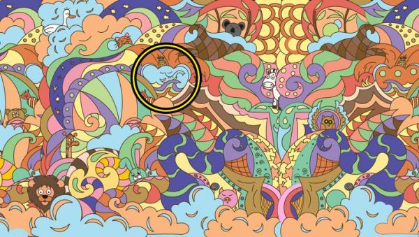 Tính cách của bạn thế nào qua loài vật nhìn thấy ngay lần đầu trong tranh?