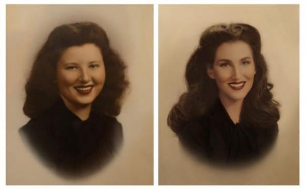 Nữ nhiếp ảnh gia bất ngờ với nét giống nhau giữa mình và tổ tiên qua dự án tìm về lịch sử gia đình