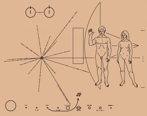 Danh mục những thứ kỳ lạ chúng ta 'ký gửi' ra vũ trụ cho người ngoài hành tinh trong 50 năm qua