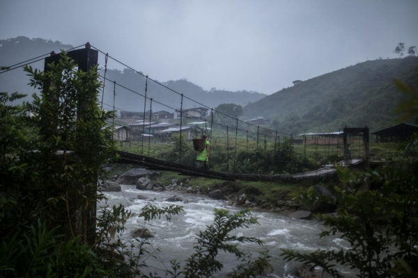 'Tây Lương nữ quốc' bất đắc dĩ ở Colombia