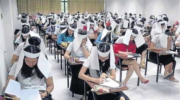 Hội những thầy cô 'lắm muối' khiến học sinh cười ngả nghiêng
