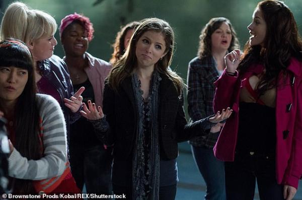 Sau 10 năm, Anna Kendrick 'hú hồn' nhận ra mình cũng từng có một vai phụ bé xíu trong Twilight