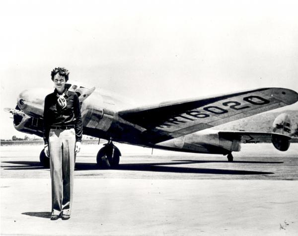 Sự biến mất bí ẩn của nữ phi công nổi tiếng sau 80 năm vẫn chưa được giải mã