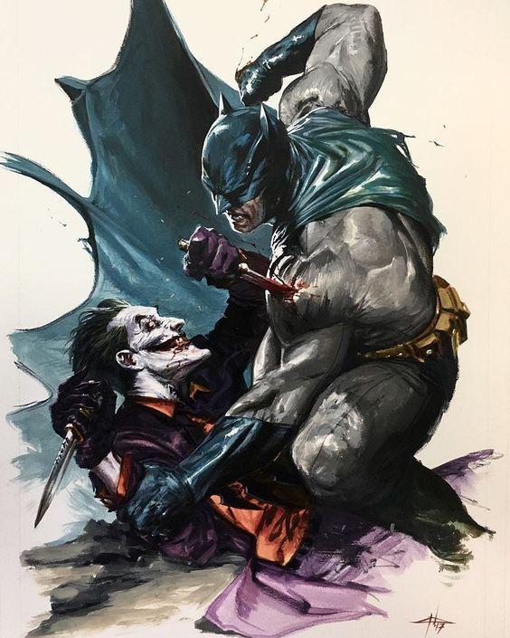 'Batman: White Knight' - Khi người hùng lại bị công chúng ghét bỏ