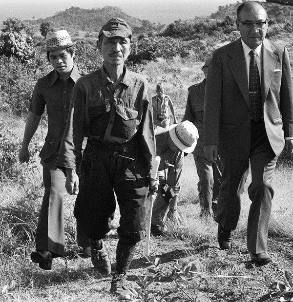Người lính Nhật kiên trì chiến đấu mà không hề hay biết Thế chiến II kết thúc từ 29 năm trước