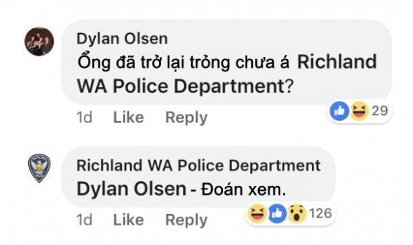 Gã tội phạm 'lầy lội' vào bình luận cả bài truy nã của mình, thậm chí còn selfie trước khi đầu thú