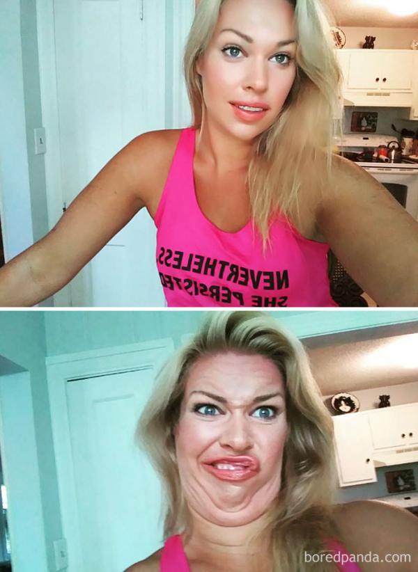Trào lưu 'PrettyGirlsUglyFaces': Khi quá mệt mỏi vì phải tỏ ra hoàn hảo thì hãy cứ bung xõa đi