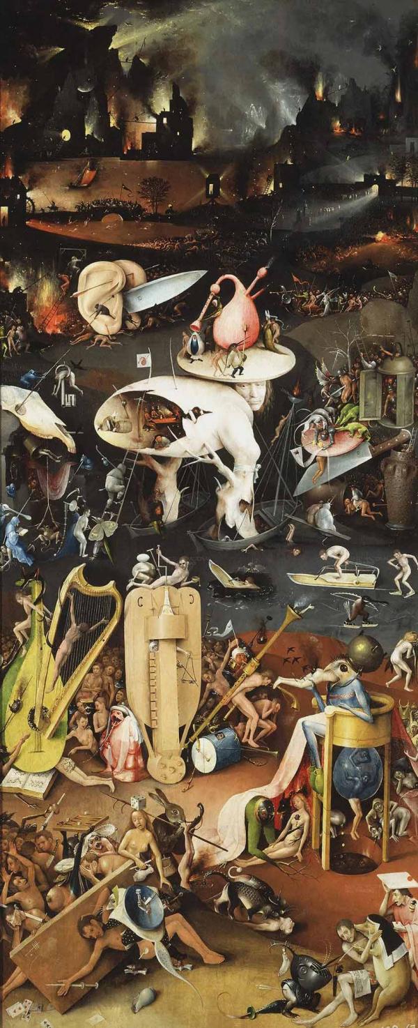 Còn quá nhiều bí ẩn trong 'Khu Vườn Hưởng Lạc' - bức danh họa gây tranh cãi suốt 600 năm qua