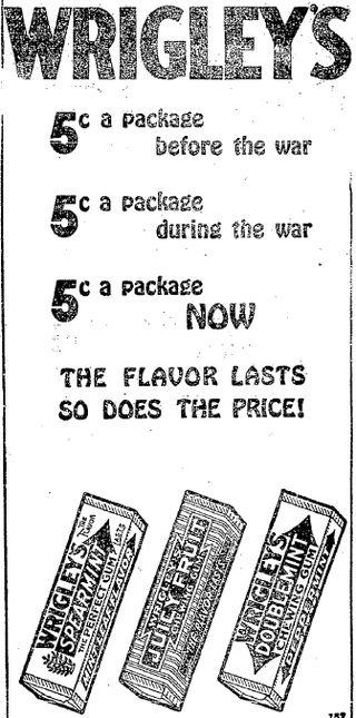 Truyền thuyết lập nghiệp hài hước của 'cha đẻ' Doublemint: Bán bột nở tặng kèm kẹo cao su, ai ngờ...
