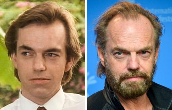 Ai cũng một thời trẻ trai, và những bậc lão thành của Hollywood không phải ngoại lệ