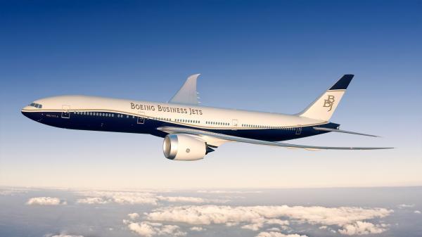 Hãng Boeing ra mắt 2 mẫu máy bay siêu sang, một chuyến có thể bay nửa vòng trái đất