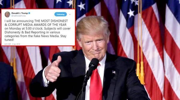 Li kì màn khẩu chiến không hồi kết của tác giả 'Harry Potter' và tổng thống Mỹ Donald Trump