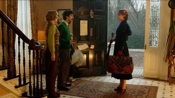Bản remake bộ phim huyền thoại 'Mary Poppins Returns': Món quà cuối năm ngọt như đường của Disney