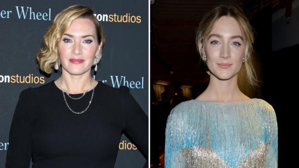 Kate Winslet và Saoirse Ronan sẽ yêu nhau say đắm trong bộ phim đồng tính nữ 'Ammonite'