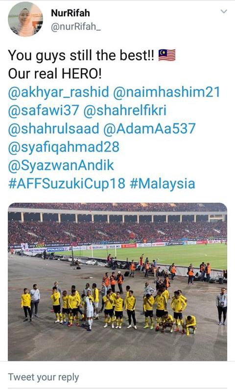 Việt Nam thắng cúp AFF Suzuki Cup trở thành sự kiện hot nhất trên Twitter đêm qua