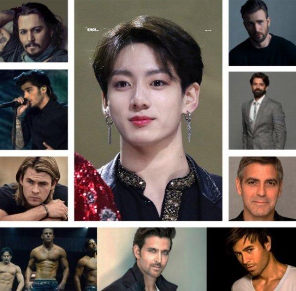 BTS Jungkook lần đầu lọt 'Top 10 người đàn ông đẹp trai nhất hành tinh' do truyền thông Mỹ bình chọn