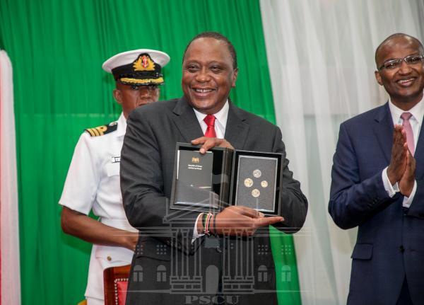 Đồng xu Kenya mới thay thế chân dung các nhà lãnh đạo bằng hình ảnh động vật hoang dã