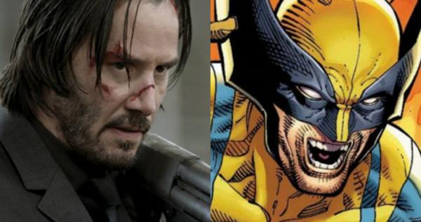 Sẽ như thế nào nếu Keanu Reeves thay Hugh Jackman đóng vai 'Người Sói' Wolverine?