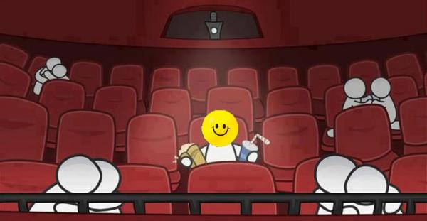 Lợi ích không tưởng của việc đi xem phim một mình