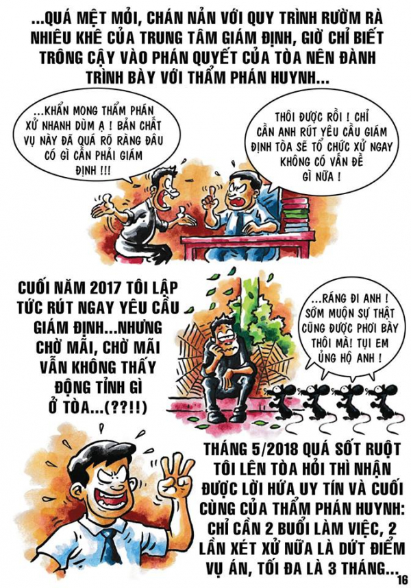 Hoạ sĩ 'Thần Đồng Đất Việt' 12 năm đâm đơn kiện Phan Thị: Cần một 'Trạng Tí' để phân xử?