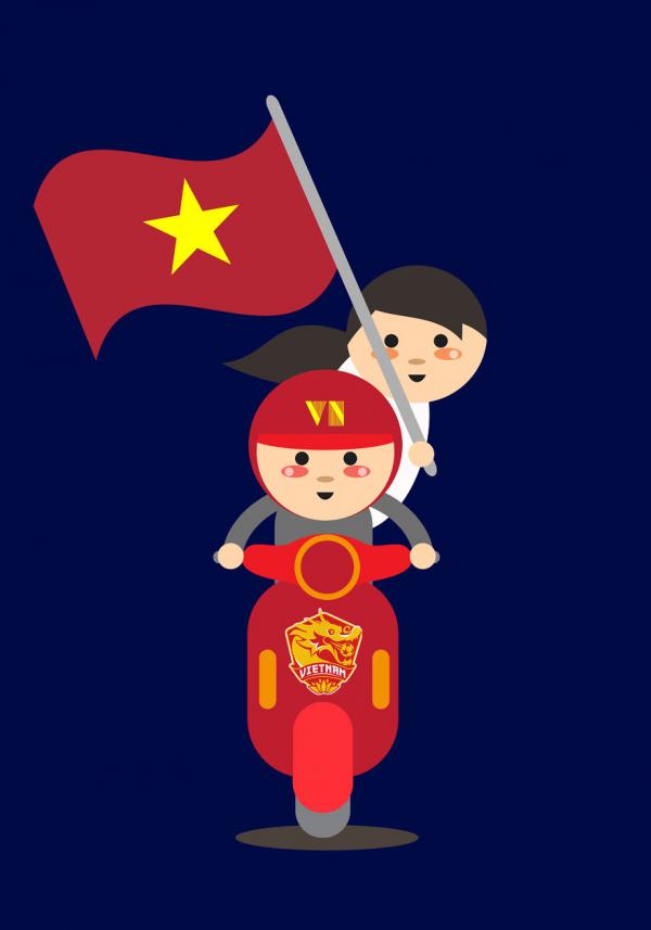 Báo Tây thích thú với những chiếc xe 'đa-zi-năng' của Việt Nam