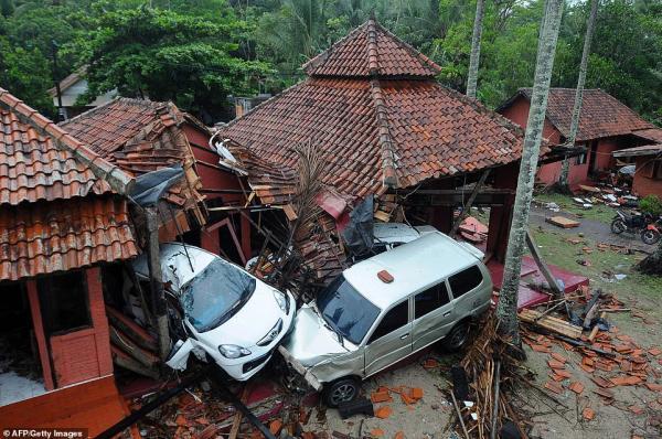 Show diễn định mệnh cuối cùng của ban nhạc Indonesia trước khi 2 thành viên bị sóng thần cuốn trôi