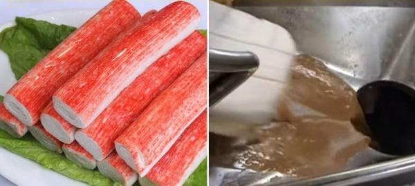 10 loại thực phẩm là 'lời nói dối tháng Tư': Khoai tây chiên có rất ít khoai còn thanh cua thì chẳng có tí cua nào