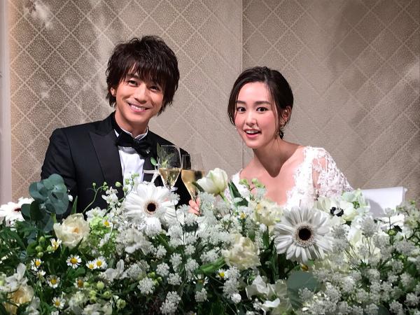 200 khách mời siêu khủng tại lễ cưới trong mơ ở Nhật của Mirei Kiritani - Miura Shohei