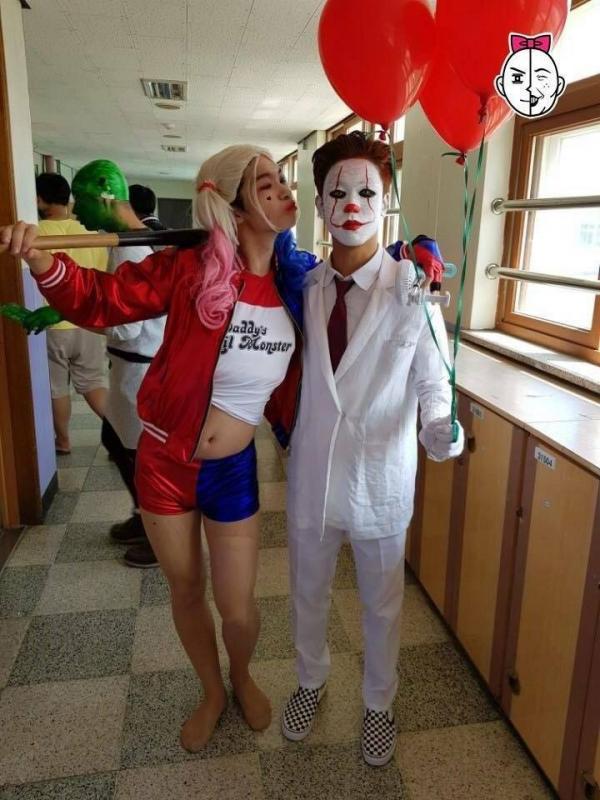 Học sinh Hàn Quốc khoe trí tưởng tượng vô cực qua bộ ảnh tốt nghiệp cuối cấp
