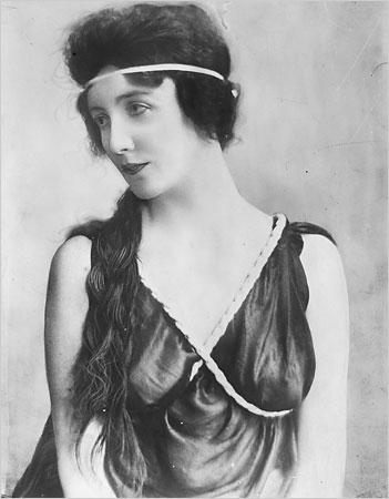 Audrey Munson: Siêu mẫu đầu tiên của nước Mỹ và 65 năm cuối đời cô độc trong bệnh viện tâm thần