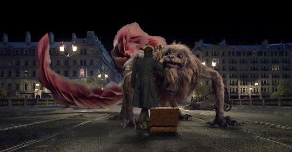 Thế giới kĩ xảo màu nhiệm ẩn sau bộ phim 'Fantastic Beasts and Where to Find Them'