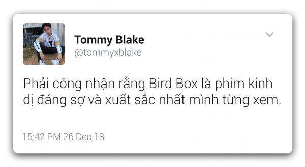 'Bird Box': Siêu phẩm kinh dị hậu tận thế của Netflix khiến dân tình khiếp đảm tột độ