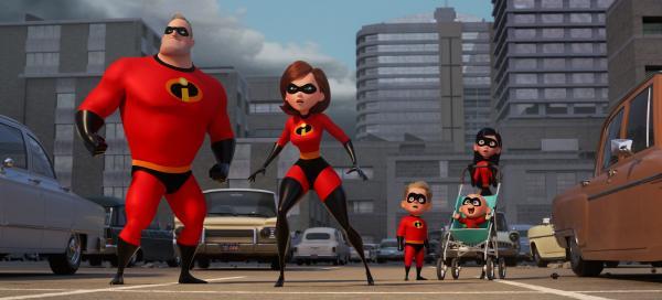 Xếp hạng những bộ phim siêu anh hùng ăn khách nhất năm 2018