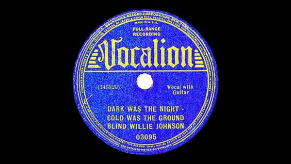 'Dark Was the Night, Cold Was the Ground' - Bài hát có lời duy nhất được gửi vào vũ trụ