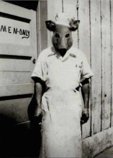 26 bức ảnh vô danh rùng rợn và gây ám ảnh nhất mọi thời đại