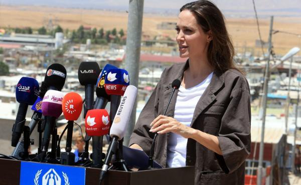Nữ minh tinh Angelina Jolie có thể sẽ tranh cử Tổng thống Mỹ vào năm 2020?
