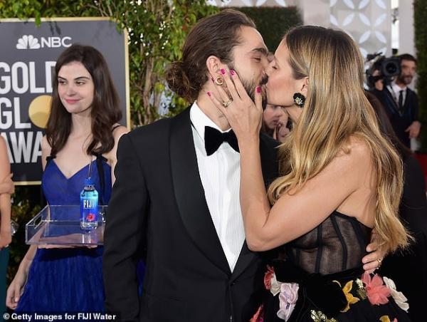 Cuộc sống đầy thi vị với ông chồng đẹp trai của 'Cô gái Fiji' nổi tiếng nhờ 'hôi ảnh' ở Quả Cầu Vàng