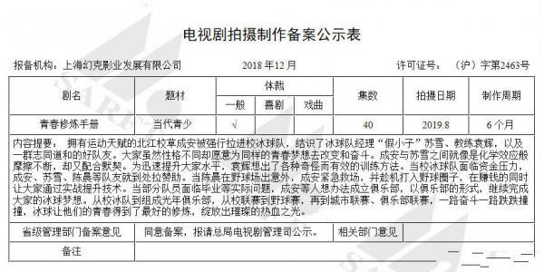 Ca khúc 'Sổ Tay Rèn Luyện Thanh Xuân' của TFBOYS sẽ được chuyển thể thành phim 40 tập?