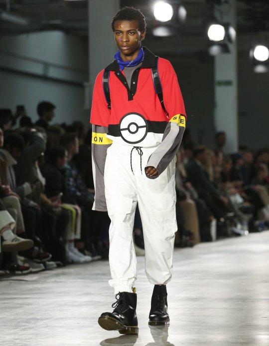 Pokémon được 'hô biến' thành thời trang cao cấp tại London Fashion Week