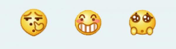 'Cười mà không phải cười' cùng những ý nghĩa 'thâm sâu' của emoji trên WeChat