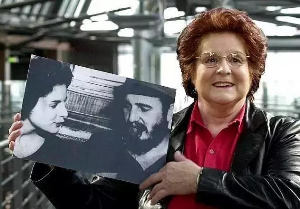Fidel Castro từng thoát 638 vụ ám sát nhưng người tình của ông còn nhiều huyền thoại hơn