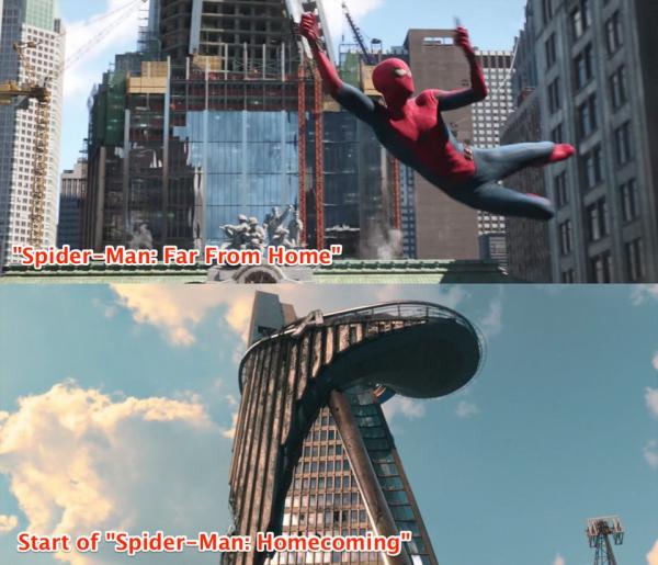 8 chi tiết có thể bạn đã bỏ qua trong trailer đầu tiên của 'Spider-Man: Far From Home'