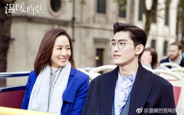 Đắm chìm trong 'biển tình' của 8 cặp đôi được yêu thích nhất màn ảnh Hoa ngữ 2018