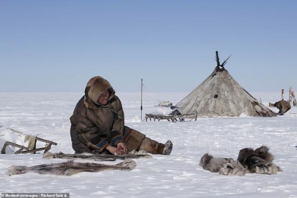 Loạt ảnh 'hiếm có khó tìm' về một trong những vùng đất hoang dã cuối cùng của thế giới
