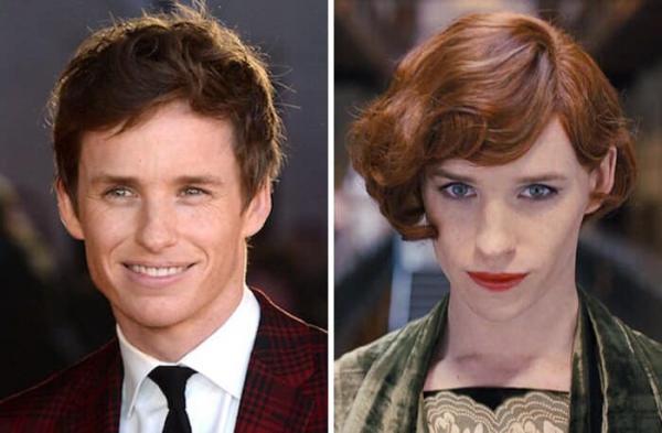 'Makeup challenge': Những kỳ tích của công nghệ hoá trang trong phim Hollywood